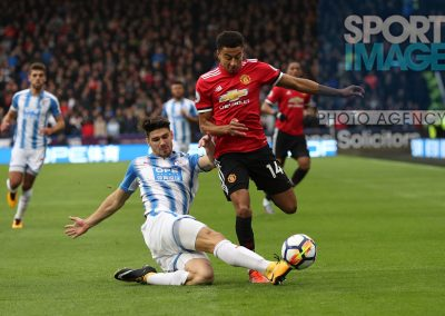 Huddersfield Town v Manchester United - The John Smith's Stadium - Huddersfield