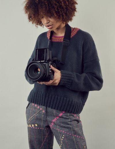 female-camera